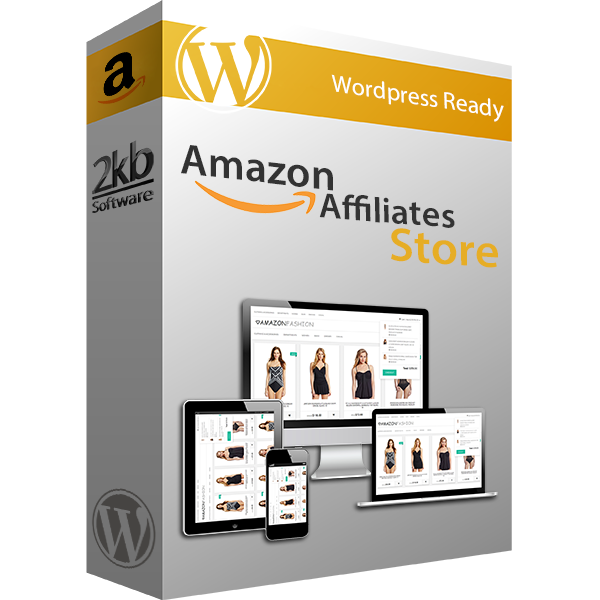 Amazon Affiliate Store - 2kblater WebSite & Software ...