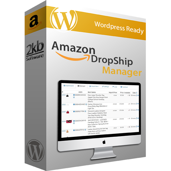 Amazon DropShip Manager
