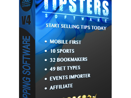 Tipsters Software v4.5 is here!